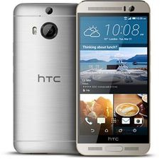 HTC One M9+ 32GB Arany/Ezüst II.osztály