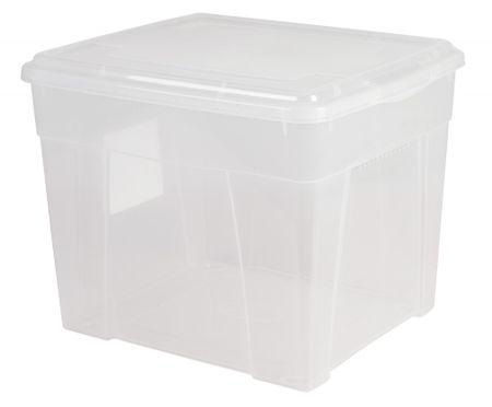 Mazzei škatla za shranjevanje Space 4H, 34.5 l