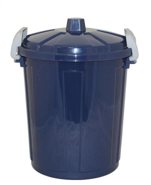 Mazzei Plastová popelnice 21 litrů modrá