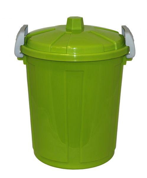 Mazzei Plastová popelnice 50 litrů zelená