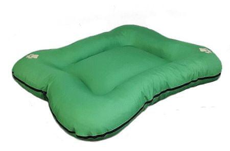 Argi blazina za pse, zelena, XL
