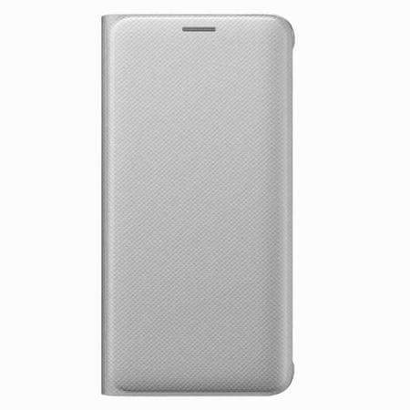 Samsung preklopna torbica za Galaxy S6 Edge+ (G928), srebrna (EF-WG928PSEGWW)