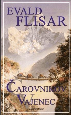 Evald Flisar: Čarovnikov vajenec (10. izdaja)