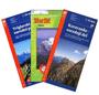 2 -  Komplet 3 planinskih kart + flomaster piši-briši
