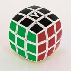 V-Cube 3x3 Versenykocka, Fehér, Lekerekített - Magyar nyelvű