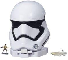 Star Wars Przebudzenie Mocy Micro Machines zestaw Stormtrooper