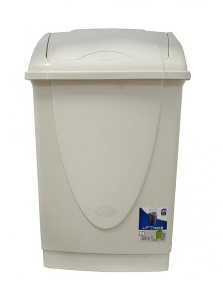 Mazzei Odpadkový koš výklopný 50 l