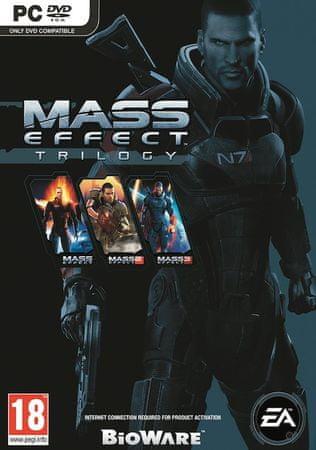 EA Games Mass Effect Trilogy