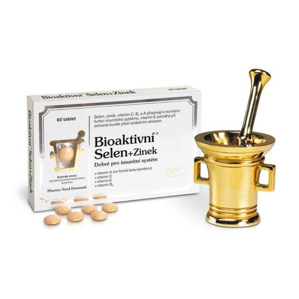 Bioaktivní Selen+Zinek tbl.60