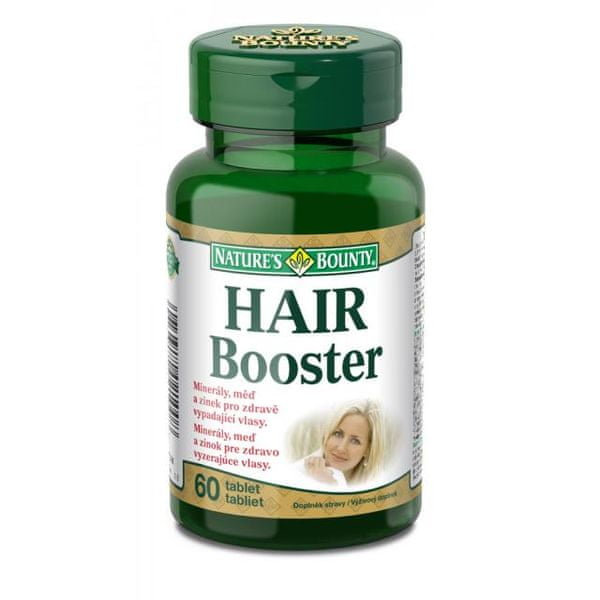 Nature^s Bounty Hair booster tbl.60