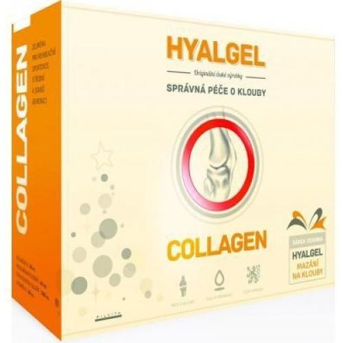 Hyalgel COLLAGEN vánoční balení (2x500ml + dárek)