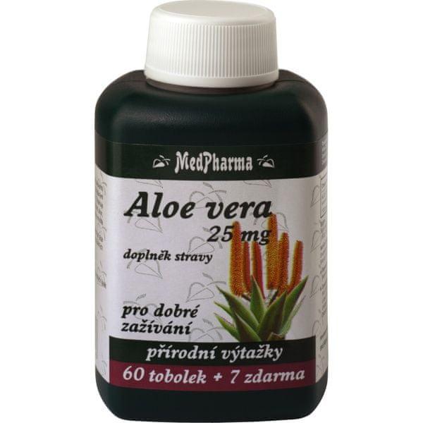 MedPharma Aloe Vera tbl.67