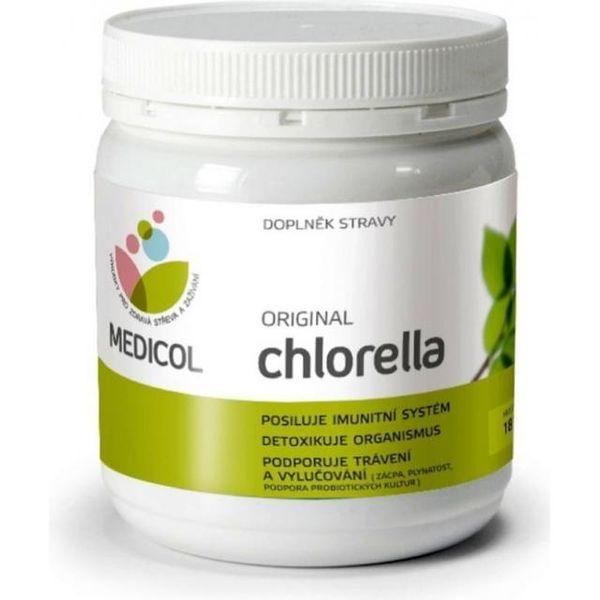 Chlorella Original tbl.750 Topnatur