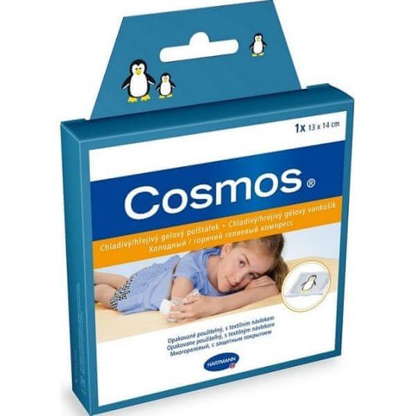 COSMOS chladivý-hřejivý gelový polšt.děti 13x14cm