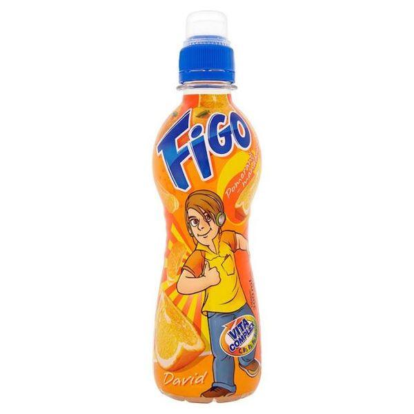 Figo nápoj pomeranč - mandarinka 0.3l