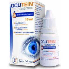 Ocutein SENSITIVE oční kapky 15ml DaVinci Academia