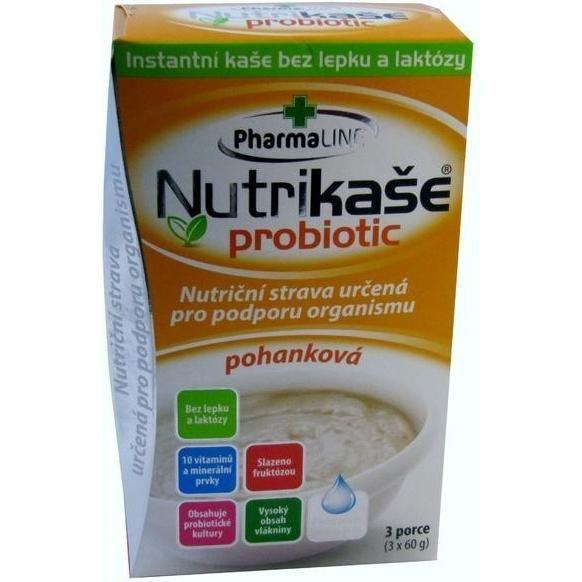 Nutrikaše probiotic - pohanková 180g (3x60g)