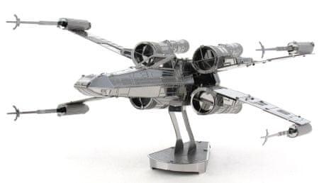 Metal Earth Star Wars X-Wing űrrepülő