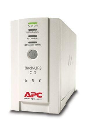 APC Brezprekinitveno napajanje UPS Back 650 VA, BK650EI