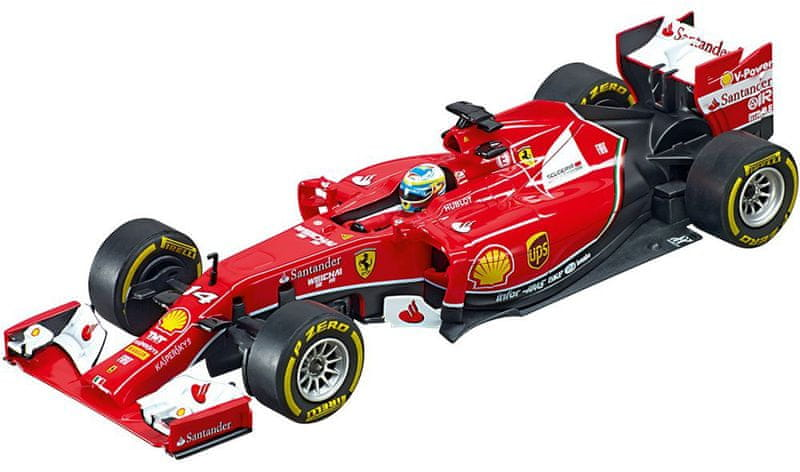 Carrera EVO Ferrari F14T F.Alonso