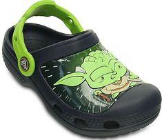 Crocs klapki CC Star Wars Yoda Clog