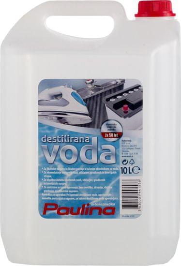 Paulina destilirana voda 10L
