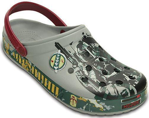 Crocs CB Star Wars Boba Fett Clog - Light Grey 45-46 (M12)