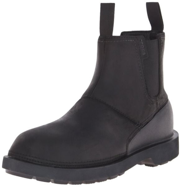 Crocs Breck Boot M - Black/Black 41-42 (M8)