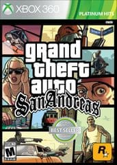 Take 2 Gta San Andreas,Xbox 360