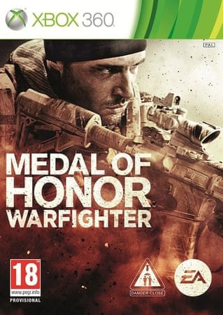 EA Games Medal Of Honor WarFighter,Xbox360