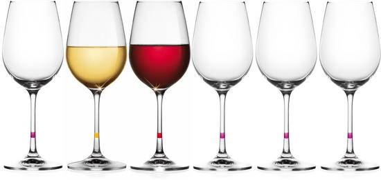 Tescoma Kieliszki do wina UNO VINO 350 ml, 6 sztuk