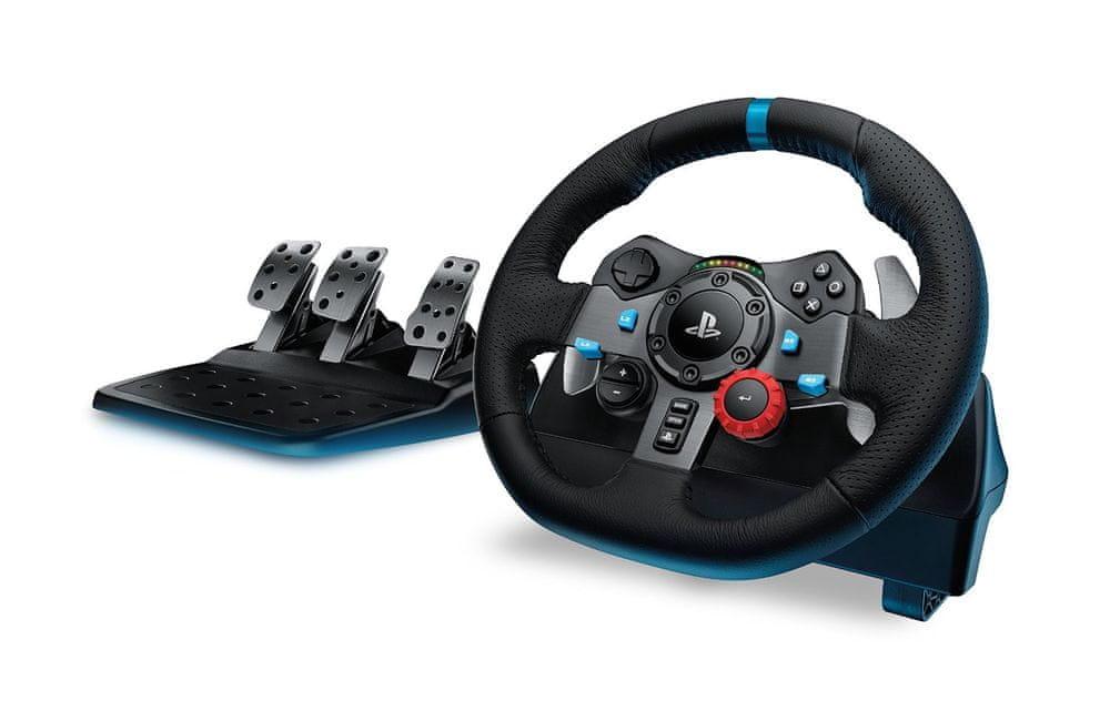 Logitech G29 Driving Force - rozbaleno