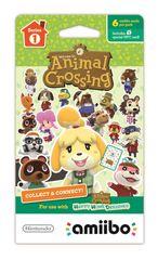 Nintendo Animal Crossing: Happy Home Designer Card set