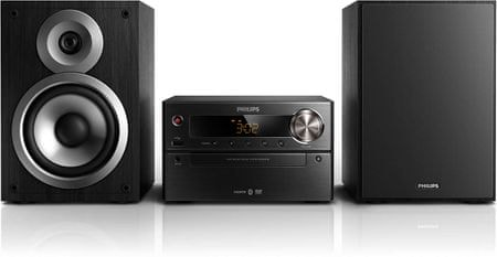 Philips mikro glasbeni sistem BTD5210 Bluetooth/DVD