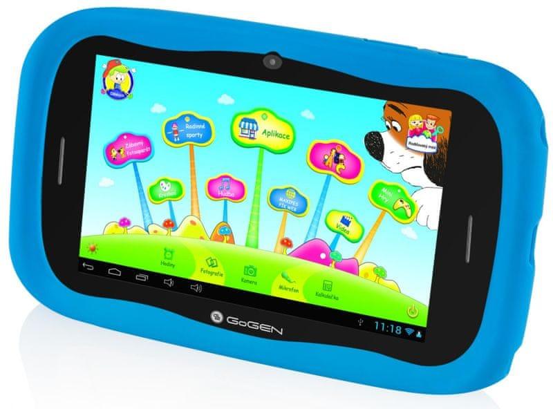 GoGEN Dětský tablet MAXPAD7G4 modrá