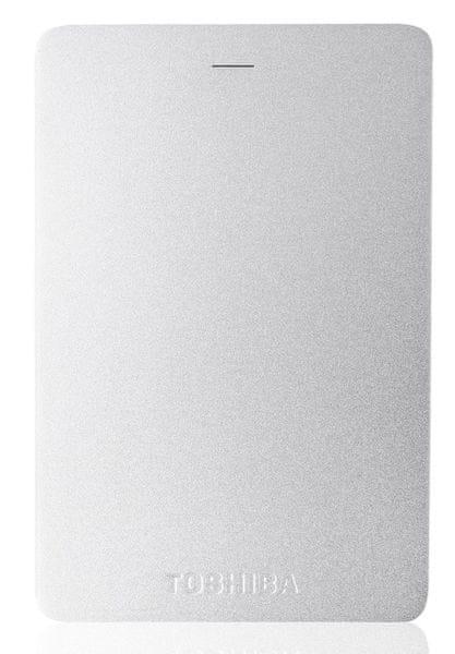 "TOSHIBA Canvio Alu 2TB / Externí / USB 3.0 / 2,5"" / Silver (HDTH320ES3CA)"