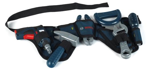 Klein Bosch pásek s nářadím Profi