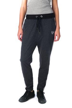 Franklin&Marshall spodnie dresowe damskie S ciemnoszary