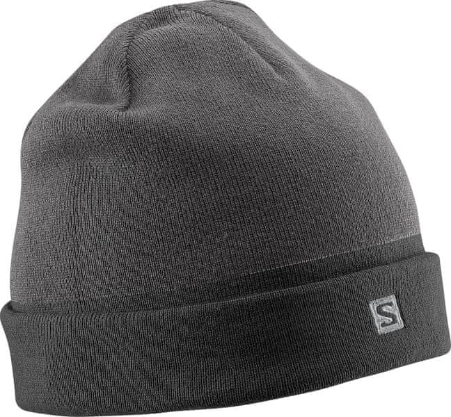 Salomon Fourax Beanie Black/G Grey