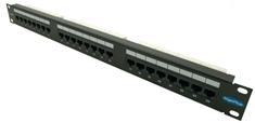 Brand-Rex panel CAT.5e UTP 24-P gigaplus