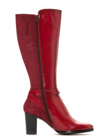 VITTI LOVE női csizma 39 piros  ee0cff1f5c