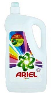 Ariel tekoči detergent Color, 5,2 l, 81 pranj