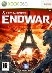Ubisoft Tom Clancys End War,Xbox 360