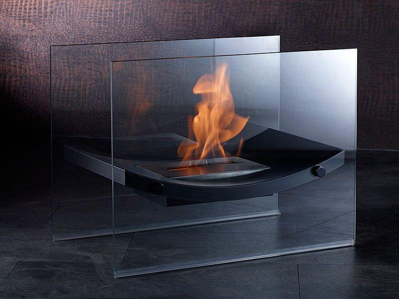 Carlo Milano Lounge New skleněný biokrb
