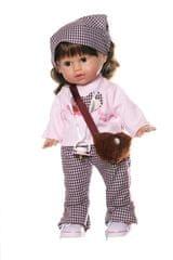 Nines 30891 Lalka Tina school 45cm brązowe włosy