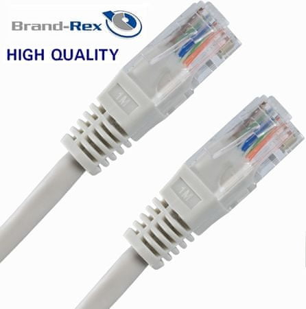 Brand-Rex kabel UTP CAT.5e patch 0,5m LSOH