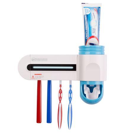Helpmation GFS-302 razpršilnik zobne paste in sterilizator zobne ščetke