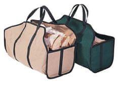 Previosa torba za drva, zelena (GL-30458)