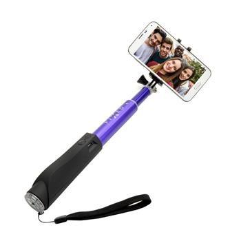 Fixed selfie držák v hliníkovém provedení, modrý