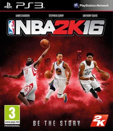 Take 2 Nba 2K16 (Eng), PS3